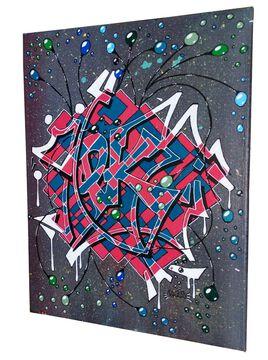 """Graffiti - """"la Prise 2021"""""""