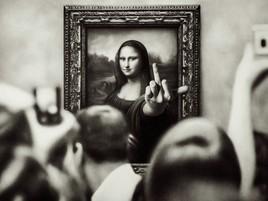 Mona's fed up
