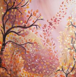 tourbillon d'automne