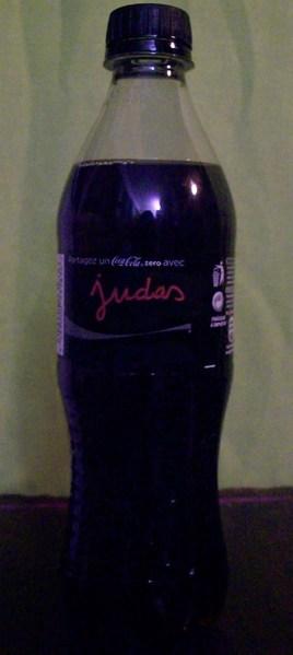 Partagez un coca-cola avec...