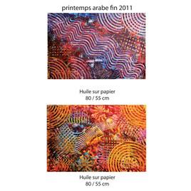 Printemps Arabe 2012