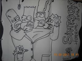 Simpson Horro Show