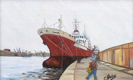 Harbour ハーバー Havn 海港 le port