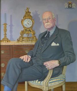 Portrait d'ambassadeur