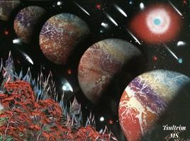 Planète en série