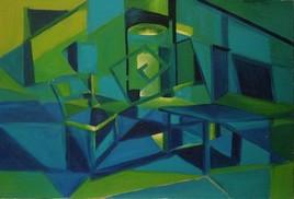 le salon cubique