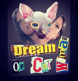 dream of a sphinx cat