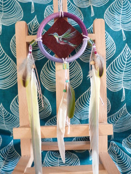 Le totem du colibri