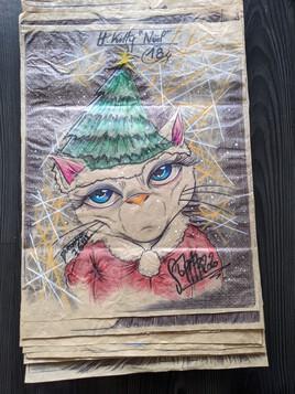"""H.Kitty """"Noël""""."""
