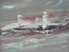 Peinture L'orée du vent