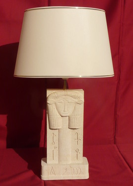 Lampe Egyptienne