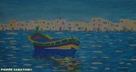 Barque maltaise