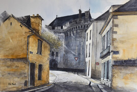 Alençon rue du Val Noble
