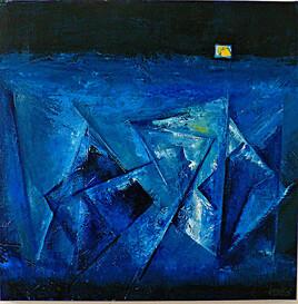 Nuit cobalt