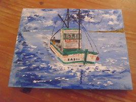 bateau de peche