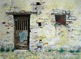 vieille facade