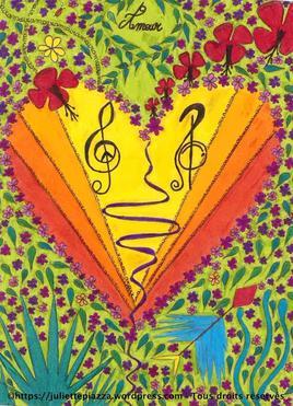 Les amoureux de musique