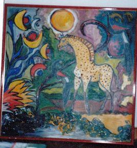 la girafette