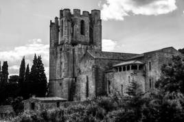 L'abbaye perdue.....