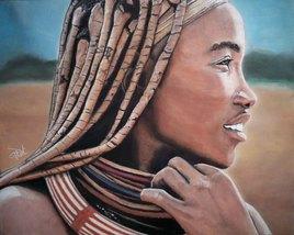 Femme Afrique 2