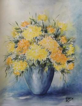 Bouquet du jour ...Dahlia