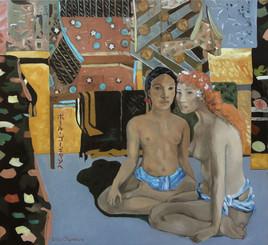 Contes pacifiques - hommage à Gauguin