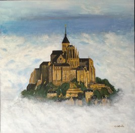 Le mystérieux Mont Saint Michel