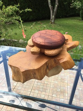Sculpture tortue