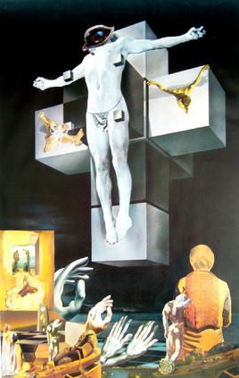 La crucifixion de Salvador