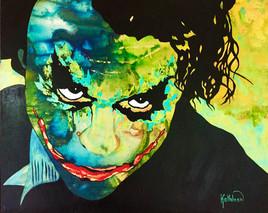 LE JOKER «Face »