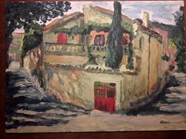maison de village sud Luberon