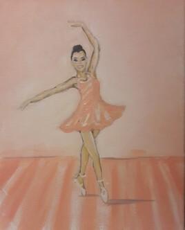 Essai danseuse