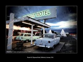 Wigwam Motel, Route 66