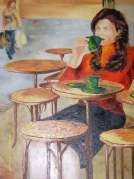 Peinture Et passe la Vie... des Autres
