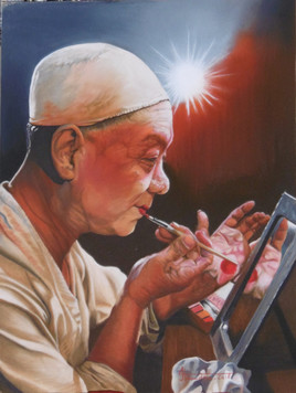 artiste, Chine