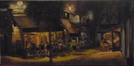 St Malo by night