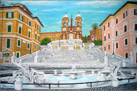 ROMA-Piazza di Spagna 13-1999