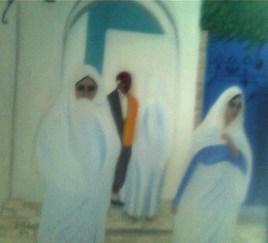 souvenir en Sidi Bousaid