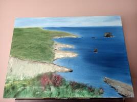 Bord de mer Bretagne