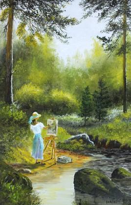Rêve de peintre