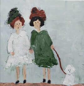 Lurette et Eléonore