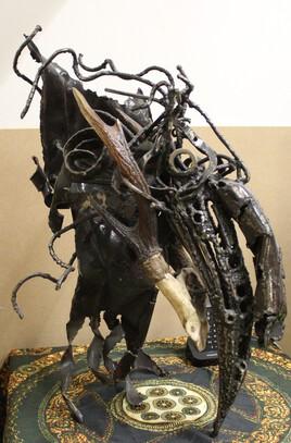 Sculpture Hornbill