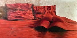 Le drap rouge