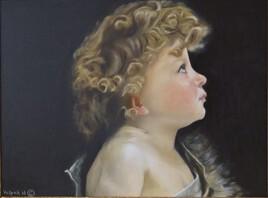 Young John the Baptist