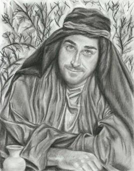Marc, évangéliste  (interprété par David Laurin)