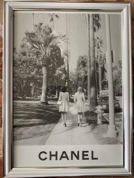 Tableau Chanel vintage