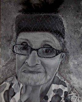 grand mère centenaire