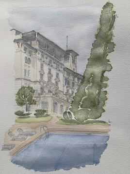 Hôtel Splendid, Chatelguyon