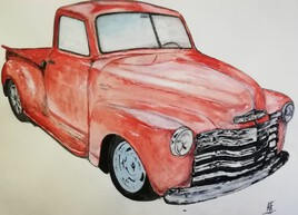 pick-up chevrolet 1949