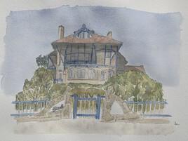 Villa «La Bluette», Hermanville sur Mer